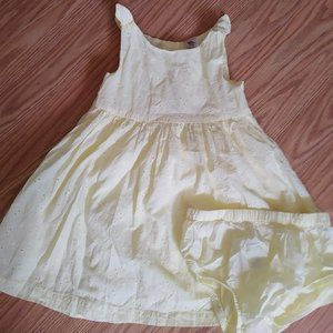 Sundress with Diaper Cover   24 months